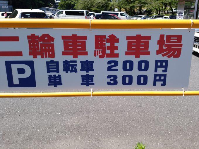 成田山土屋弘恵会駐車場